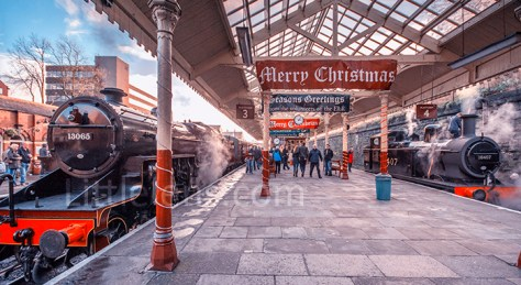 Merry Christmas East Lancs Railway