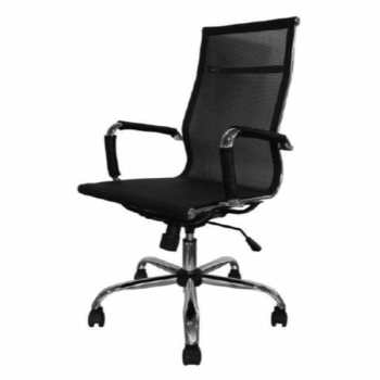Concorde Mesh office Chair – All Mesh Chrome Office Seat
