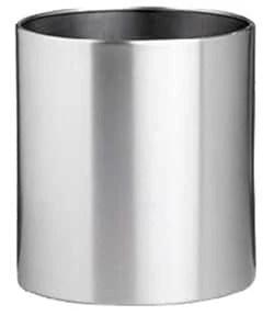 Stainless Steel Waste Paper Bin No Lead