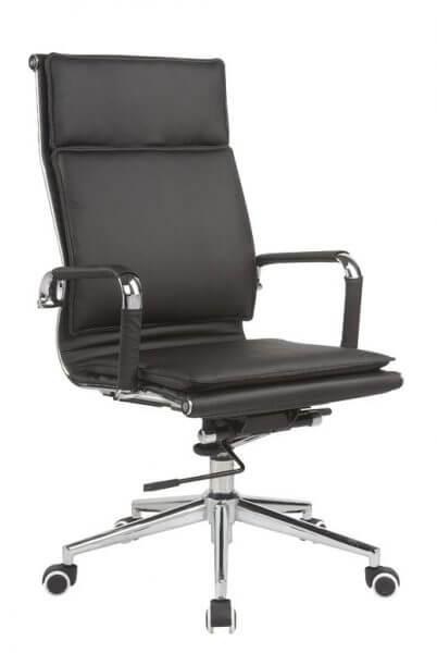 Classic Eames Flat Cushion Black