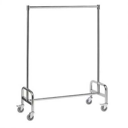 Stainless Steel Hanging Luggage Hand Cart
