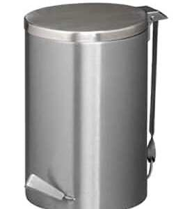 Pedal Bin Stainless Steel