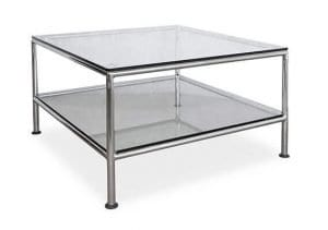 Rio Glass Coffee Table