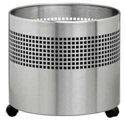 Mobile Round Square Punch Planter