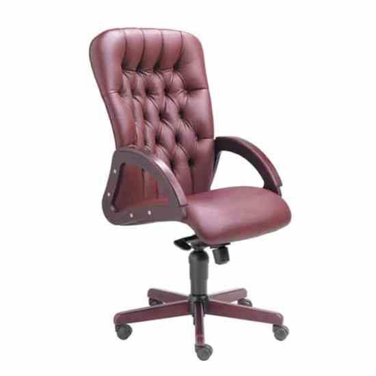 Classic Button Chair