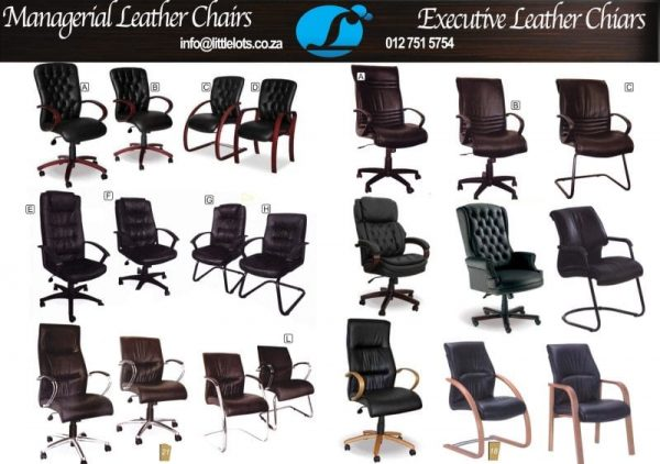 Heavy Duty Executive chairs