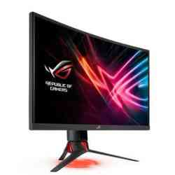 Asus ROG Game Strix 27In eSport Curved 1ms FreeSync