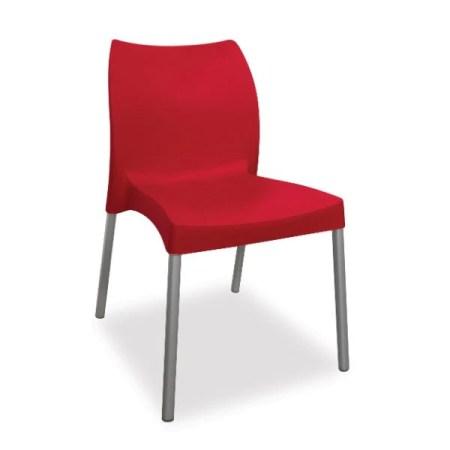 Star Plastic Side Chair