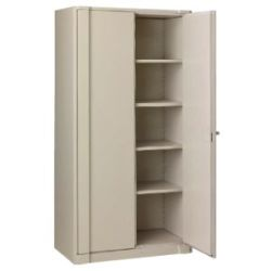 Fire Resistance  4 Shelves Steel Stationery Cabinet