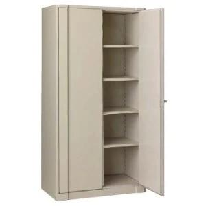 4 Shelves Steel Stationery Cabinet