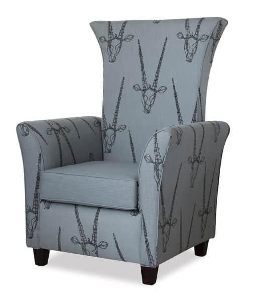 London High Back Chair