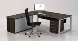 Loop Executive L Shaped Desk