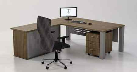 Trim Executive Desk