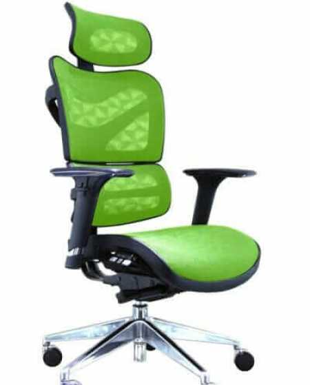 Ergonomic Human-Shape Chair