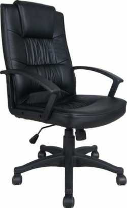 Como Operators Leather Office Chair