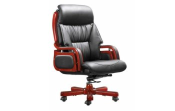 DB012 Genuine Leather Executive Chair