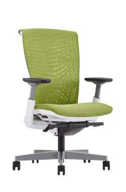 Merryfair Reya Ergonomic Mesh Back Chair – TPE Grey