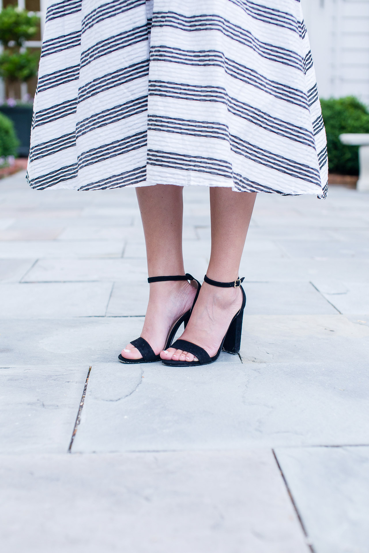 best black heels for summer