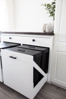 28 Kitchen Garbage Can Storage Ideas That You Need To ...