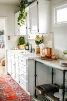 25 DIY Rental Kitchen Makeover Ideas That'll Bring Life To ...