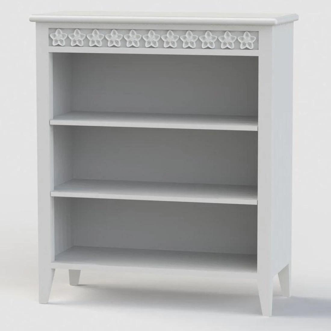 Daisy Brambles Low Bookcase