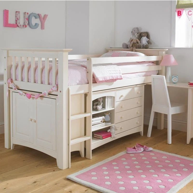 How A Cabin Bed Can Teach Your Child Tidiness Little Lucy Willow