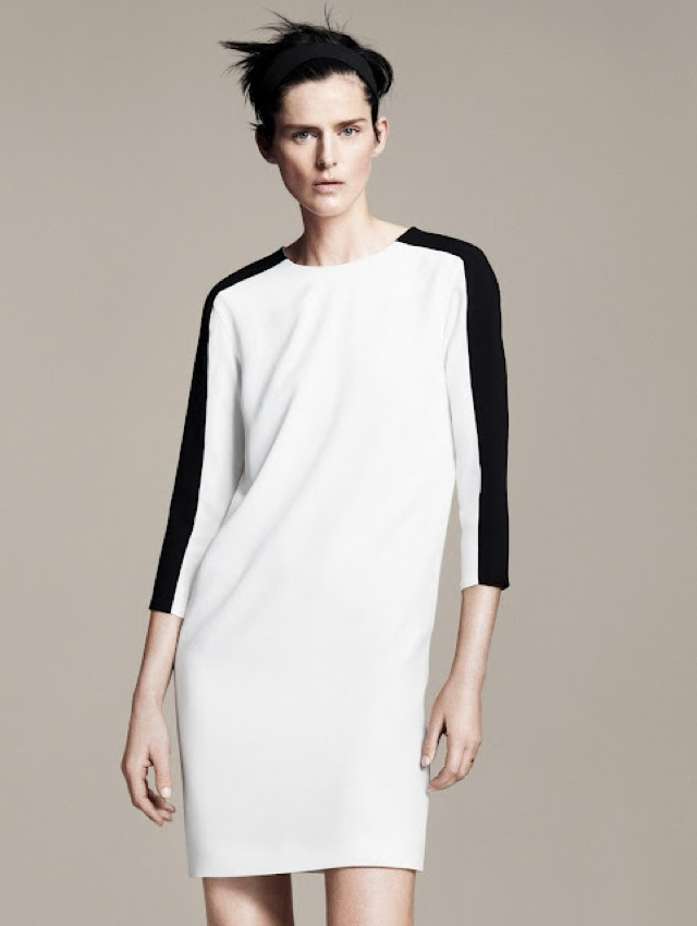 Image Result For Color Block Sweater Dress