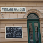 Vintage Garden: The Most Beautiful Restaurant in Budapest