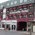 Checking In to Antoinette Hotel, Wimbledon, London