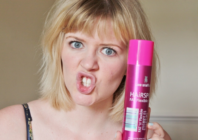Lee Stafford FAT'n'Flexible Hairspray