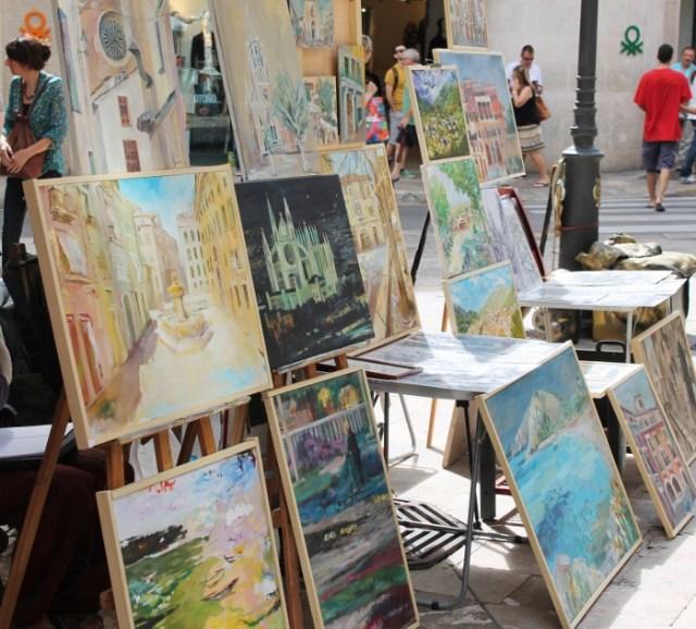 Palma de Mallorca Majorca art