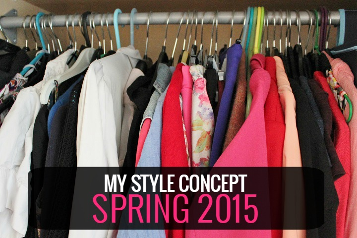spring 2015 style concept