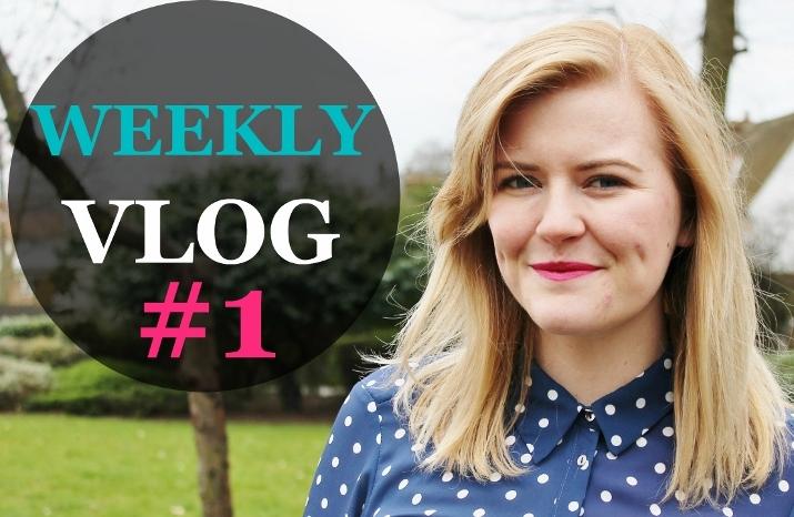 Weekly Vlog 1