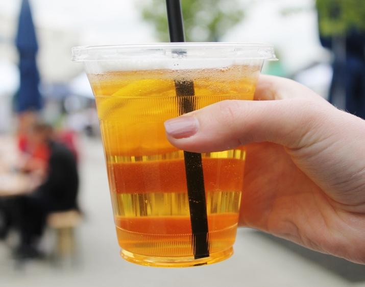 Teala sweet iced tea