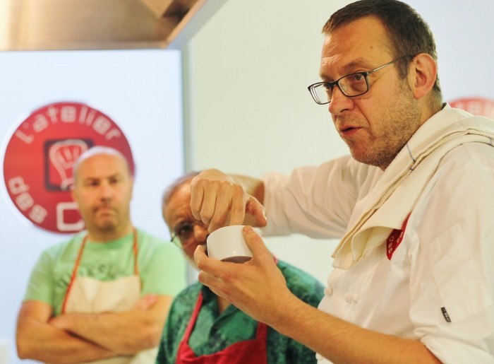 French Cooking Atelier de Chefs London