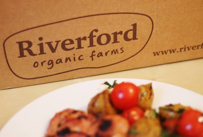 Riverford Organic Farm Quick Box