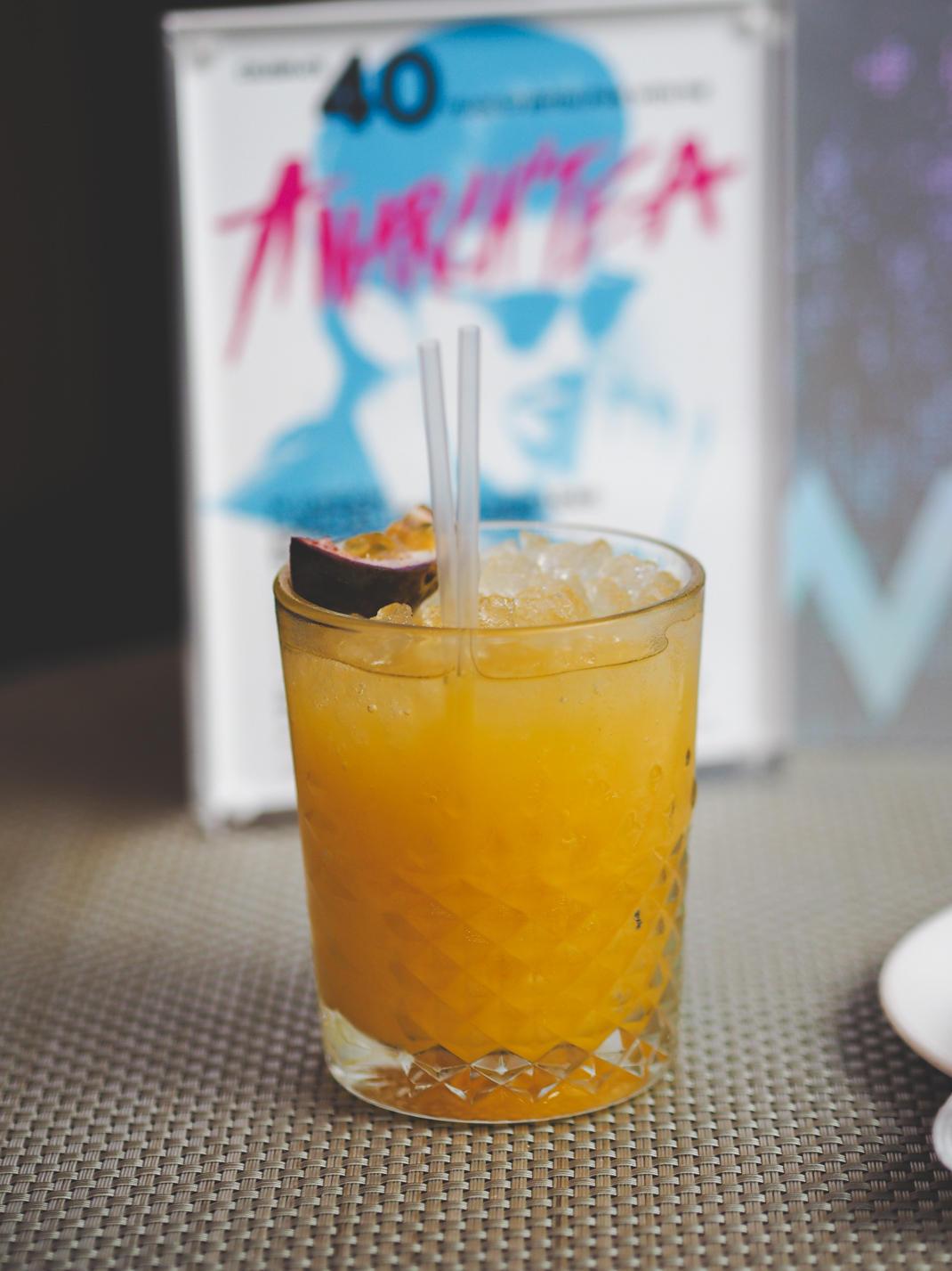 passion fruit cocktails