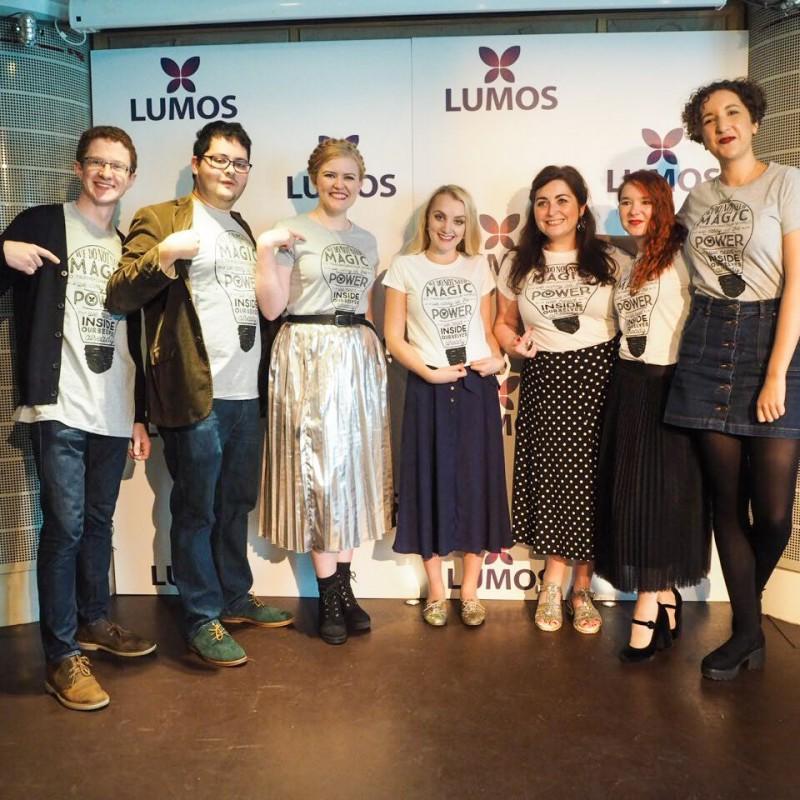 lumos charity gala cursed child