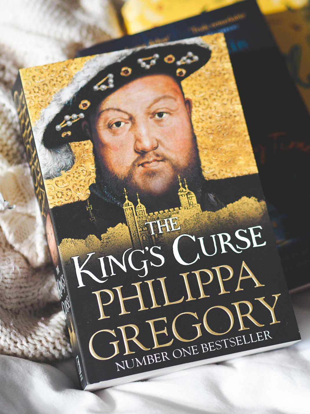 the kings curse philippa gregory