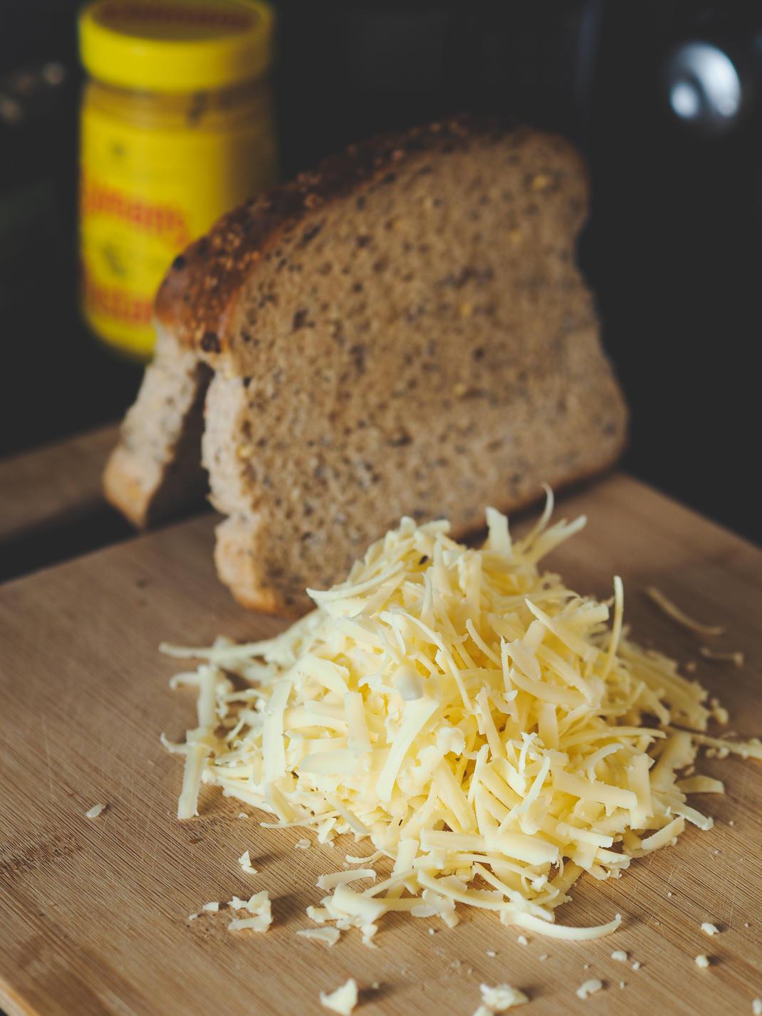 cheese toastie recipe
