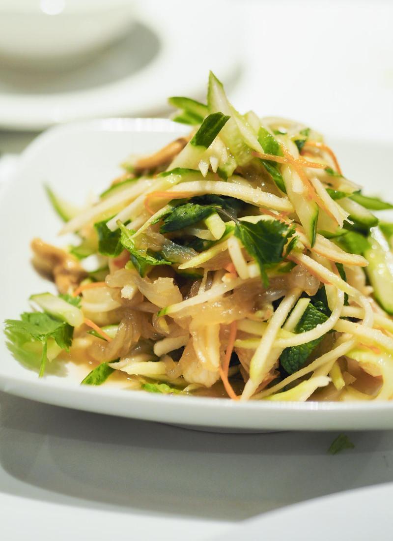 Vietnamese Food at Cay Tre, Soho