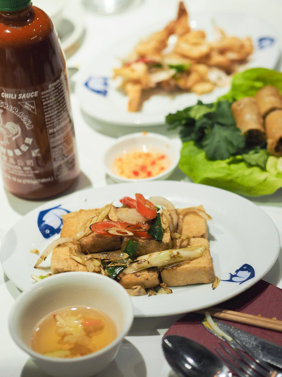 cay tre vietnamese food