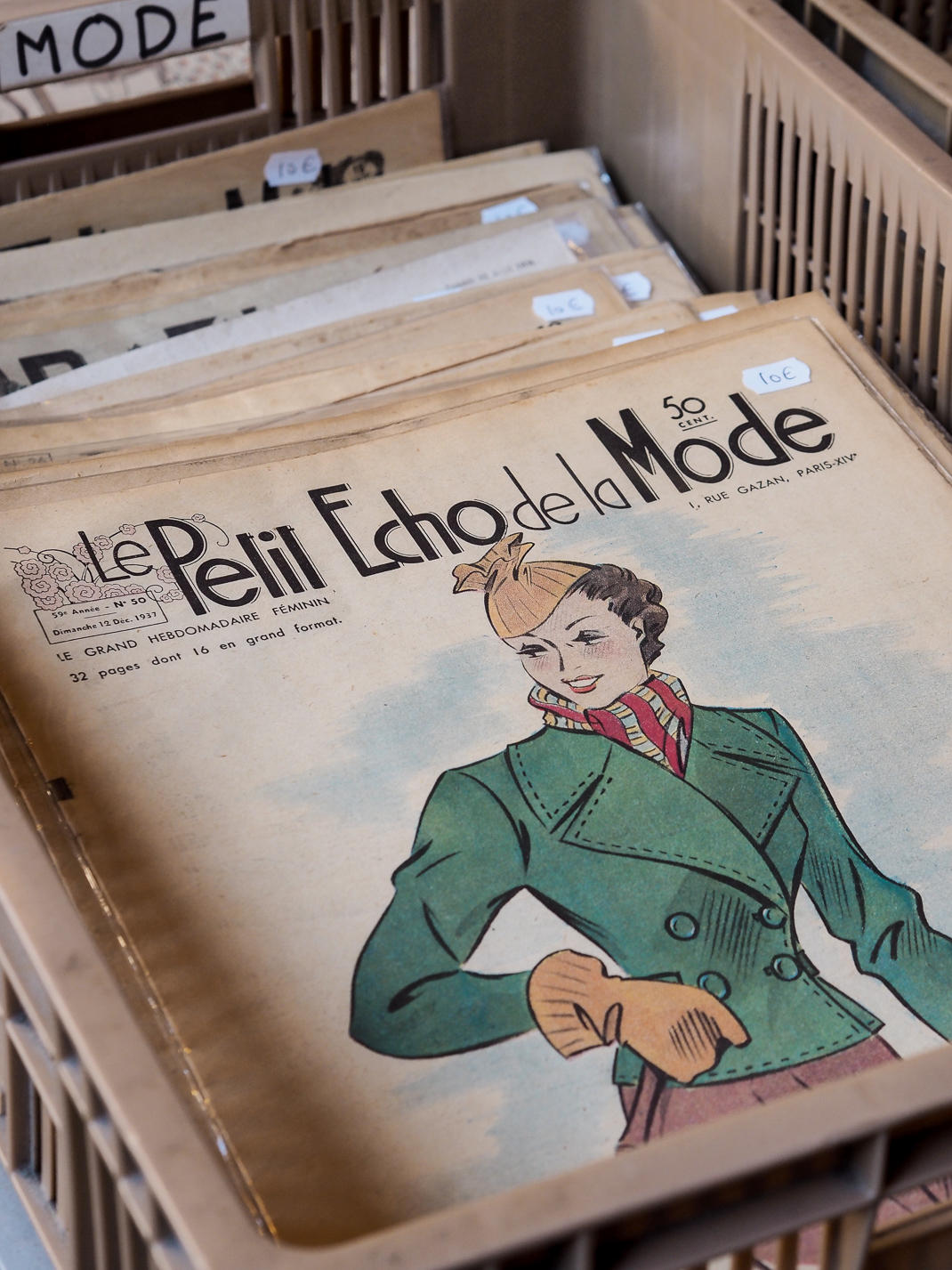 vintages prints for sale in lille
