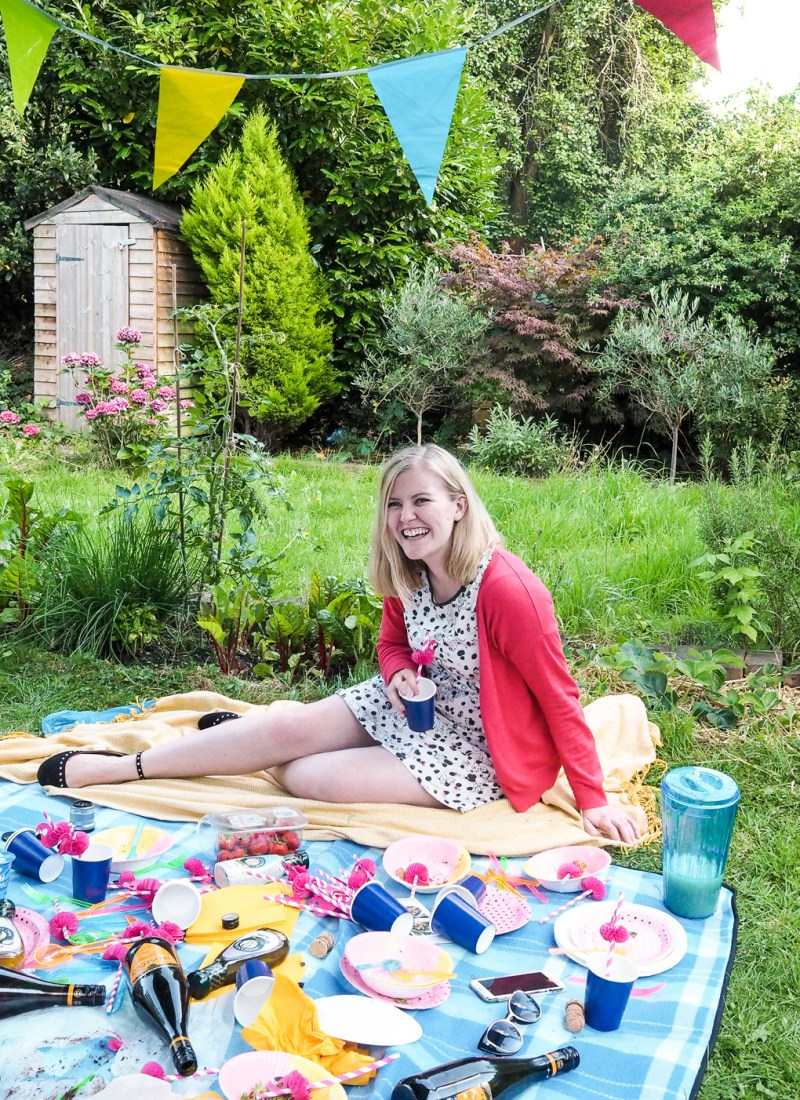 AD | How To Throw A Summer Garden Party Without Losing Your Mind
