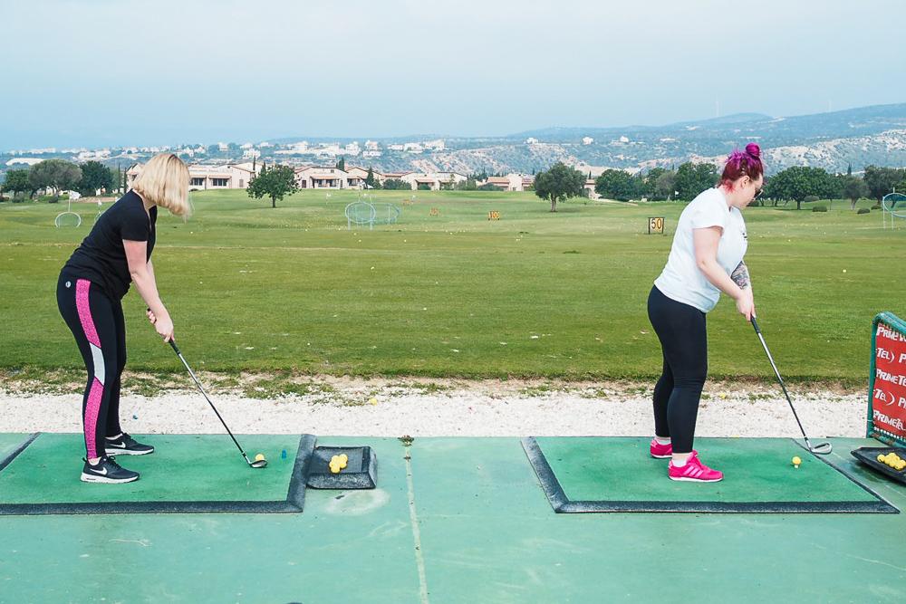 aphrodite hills resort golf