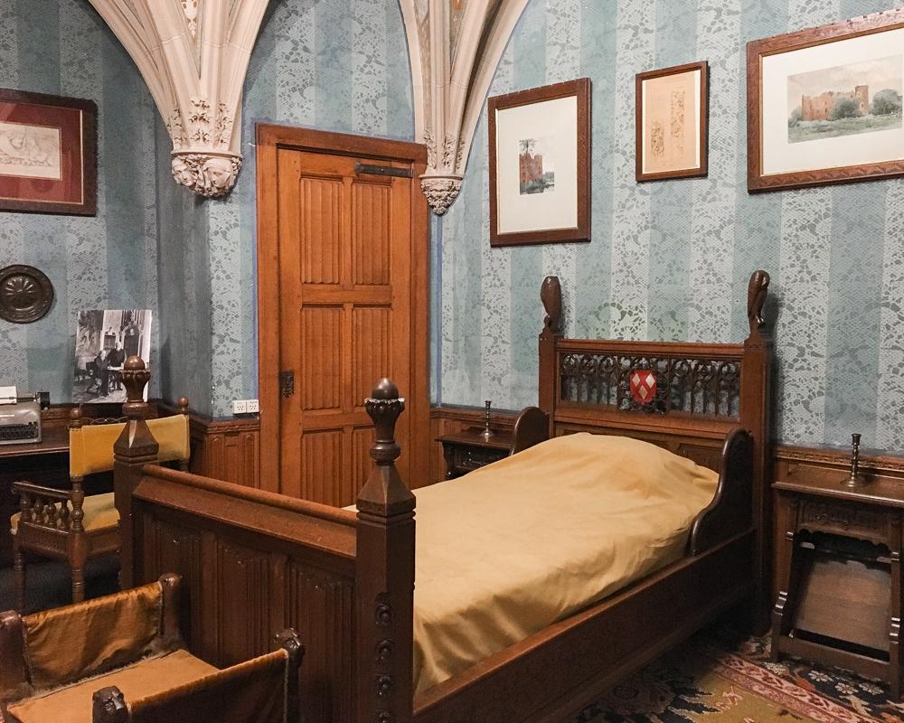 de haar castle child's bedroom