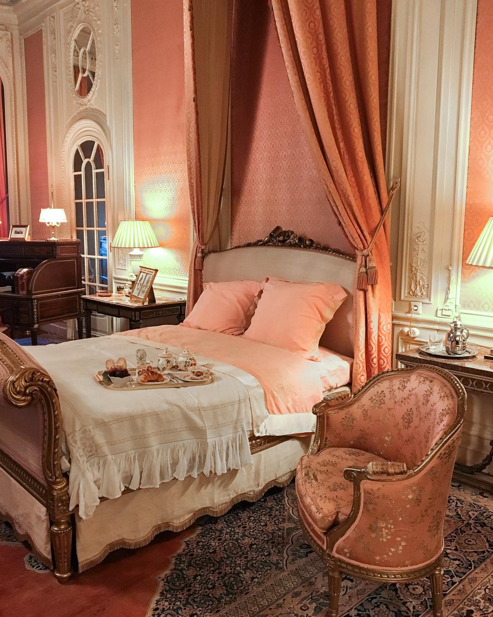 de haar castle bedroom