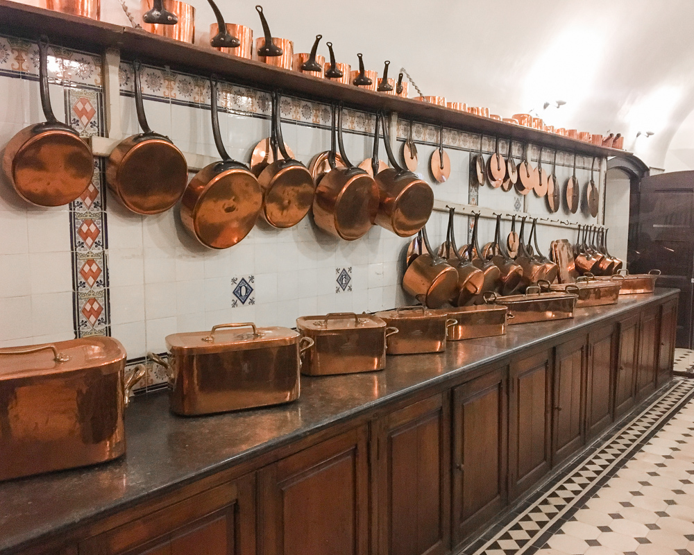 de haar castle kitchen