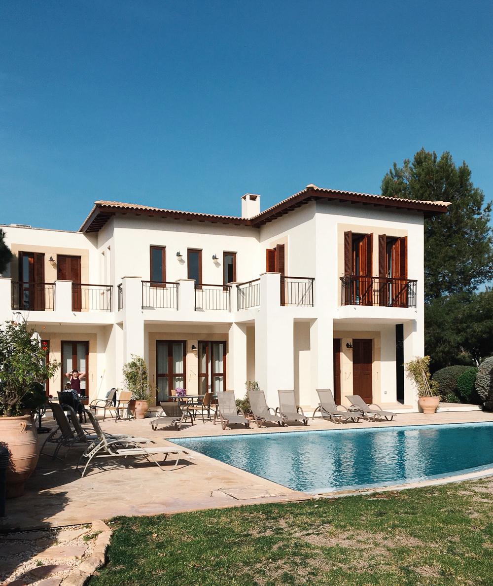 aphrodite hills villa cyprus