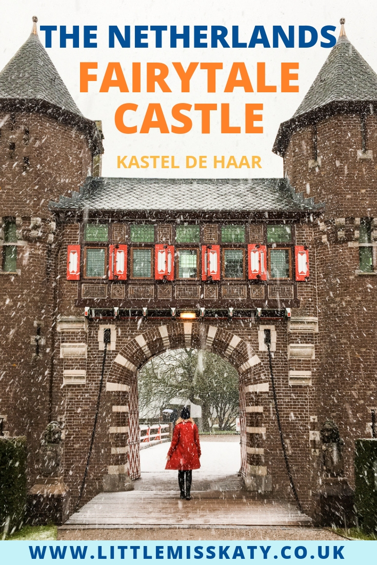 De Haar: a fairytale castle in the Netherlands